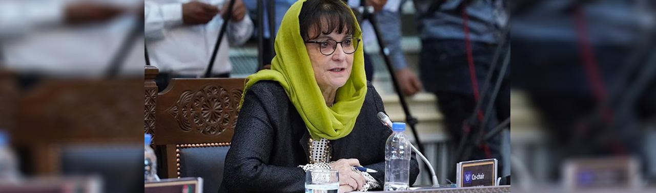 لاینز: طالبان را به عنوان شریک بدون پیشرفت در گفتگوهای صلح نبینید