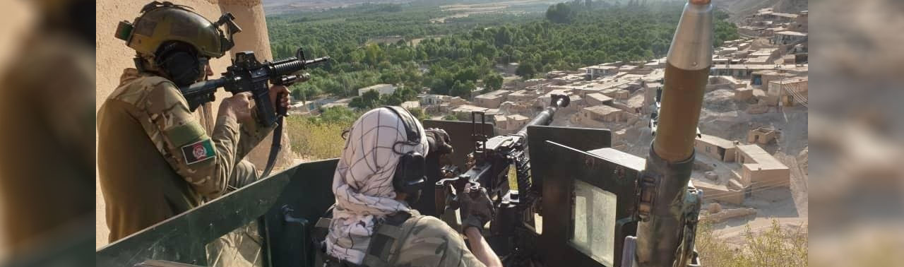 حمله طالبان به نیروهای امنیتی در کنر