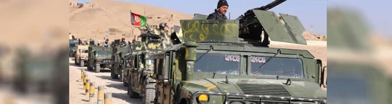 نیروهای افغان برای مقابله با حملات طالبان در شمال مستقر شدهاند