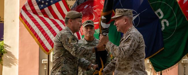 مک کنزی مجوز حمله هوایی را از جمله اولویت های ایالات متحده برشمرد