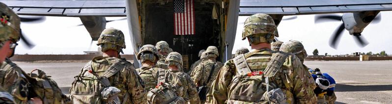برنامه خروج نیروهای خارجی ۹۰ درصد تکمیل شده است