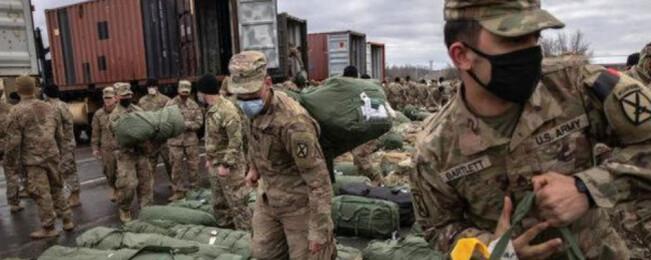 برنامه خروج نیروهای ایالات متحده ۹۵٪ تکمیل شده است