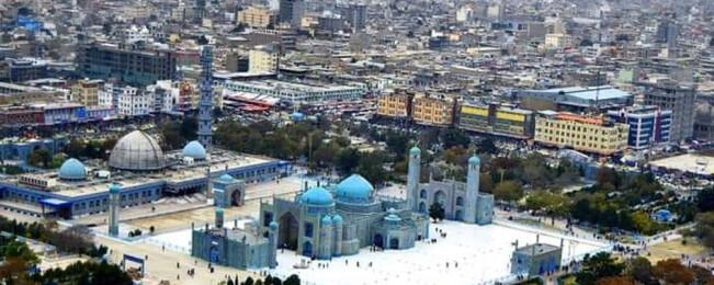 آغاز دوباره درگیریها در اطراف شهر مزار شریف