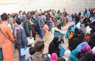 در دایکندی؛ نگرانی از وضعیت بد اقتصادی، زندگی در آوارگی و زجر حاکمیت طالبان