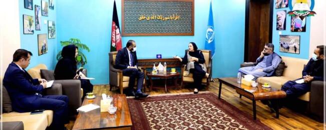 مکاتب افغانستان به اینترنت متصل می شود